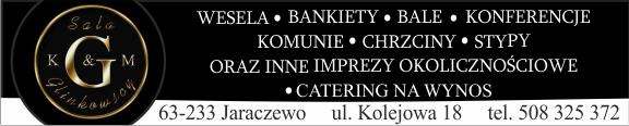 Reklama firmy w gazecie internetowej iGostyn.pl - lista firm